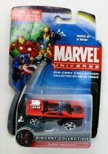 Marvel Universe Diecast Collection Car, Blade (Whiplash) 2011 Release