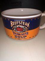 Campbell's Condensed Beefsteak Tomato Soup Mug - Orange & Blue - 1994 Westwood