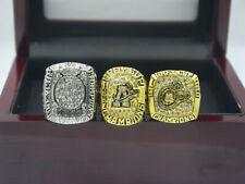 3pcs 1996 1997 2012 Toronto Argonauts Grey Cup Championship Ring !