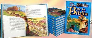 Las Bellas Historias de La Biblia 10 Vol set, Arturo Maxwell (The Bible Story)