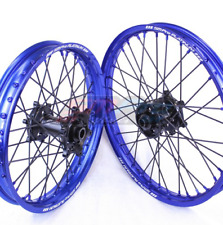 SM Pro Platinum Mx Wheels Suzuki RMZ250 RMZ 450 Excel Talon FMF DUBYA 100% 6D RM