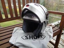 Motorrad - Klapp - Helm SHOEI Multitec Größe S 55/56  Klapphelm .