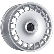 """4 17"""" ESM Wheels 001 DTM rally stance style wheel silver 5x100 NEW! SAVE!!"""