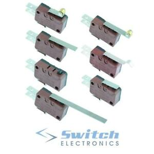 V3 Microswitch NO/NC SPDT 16A 250VAC Micro Switch