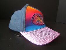 My Little Pony 2014 Hasbro Hook Loop Fastener Cap Baseball Hat