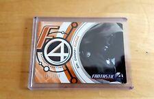 FANTASTIC FOUR MOVIE COSTUME CARD DD003 (2005) - DR. DOOM CLOAK #4341/4999