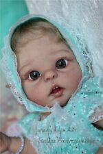 "LUNA BY OLGA AUER 19"" ~COA ~ limited Reborn Doll KIT"