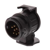 12V 13 to 7 Pin Plug Stecker Adapter Elektrischen Wandler LKW Anhänger Stecker