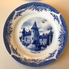 Porcelain Plate Svenska Slott Nr.2 1973 Collectible Plate Limited Edition 5000