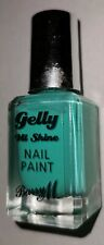 Barry M Nail Paint Gelly Polish - Hi Shine Green Berry GN12  723  Brand New
