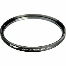 Tiffen 49mm UV SMC protection lens filter for Pentax HD Pentax DA 15mm f/4 ED AL