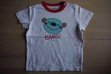 JAKO-O T-Shirt Gr. 92 / 98 weiß Spruch BÄRIG!