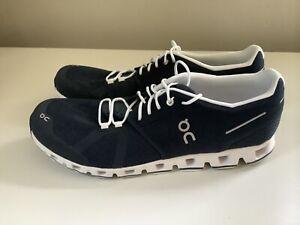 NEW On Cloud Men's Running Shoes - Navy Blue - Sz 13