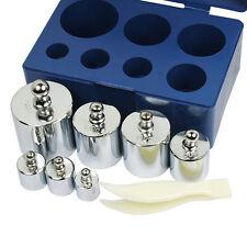 New 1 Set Calibration Weight Set 10g 20g 50g 100g 200g~500g  Total Weight