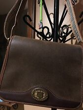 Auth Vintage Burberry London Harrods   Shoulder bag purse Made Italy