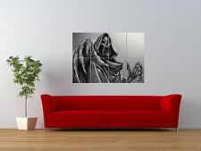 Grim Reaper Death Gothic Drawing Giant Wall Art Poster Print