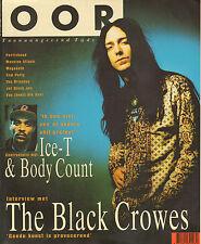 MAGAZINE OOR 1994 nr. 22 - JOHNNY HALLIDAY/BLACK CROWES/MEGADETH