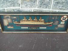 Titanic 3D Shadowbox