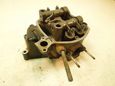 1983 Honda silverwing HM535 LH cylinder head and rockers