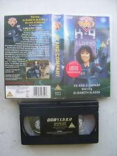 Doctor Who K9 and Company  Elizabeth Sladen