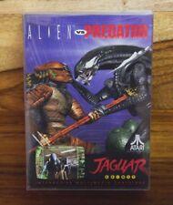 Alien Vs Predator Atari Jaguar - FACTORY SEALED NEW RARE 1995 MINT EXCELLENT