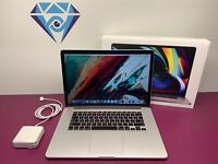 Apple MacBook Pro 15 RETINA ~ CORE i7 ~ 1TB SSD ~ 16GB ~ 3 YR WARRANTY ~ OS-2015