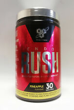 BSN Endo RUSH Pre-Workout 30 Servings Intense Energy Performance Power