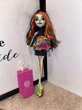 "Monster High Mattel 11"" Skelita Calaveras Skeleton Doll"