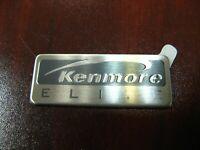 brand new GE WR04X10129 Profile Refrigerator Nameplate Genuine OEM part