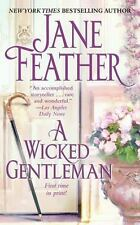 Jane Feather WICKED GENTLEMAN;TO WED A WICKED PRINCE;A HUSBANDS W WAYS Gr8 Read