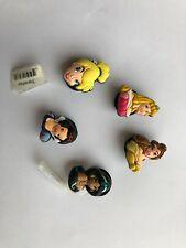 FOR JIBBITZ CROC SHOES HAIR BOW CENTERS PARTY GIFT Princess 6PC LOT SHOE CHARMS
