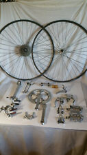 Galli complete groupset groupo - Italian vintage, Campagnolo competitor