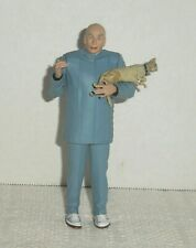 Austin Powers Dr. Evil & Mr. Bigglesworth Cat Action Figures McFarlane Toys 1999