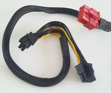 PCI-E Graphics Card Modular Power Cable Lead 8 pin to Dual 8 pin Antec ECO TP