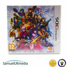 Project X Zone (Nintendo 3DS) **GREAT CONDITION**