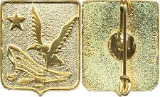 4° Escadron du Groupe Ecole 315, dos grenu plat, tout doré, Drago 965 (4037)