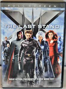 X-Men: The Last Stand (DVD, 2006, Full Frame)