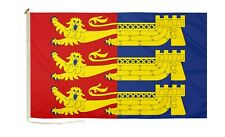 More details for duraflag  cinque ports style b 5ft x 3ft flag with rope and toggle