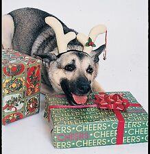 Rubies Pet Shop Dog Reindeer Headpiece FREE SHIPPING