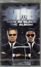 "K 7 AUDIO  (TAPE)  B.O.F (O.S.T) ""MEN IN BLACK"" (NEUVE SCELLEE)"