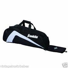"Franklin Sports Senior 1585 Equipment Bag, Black 35""x7""x11"" New In Package"