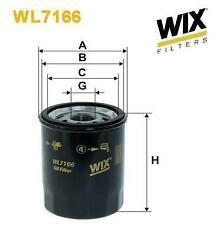 WIX WL7166 Oil Filter NISSAN Micra 2,Primera 15208BX00A