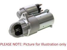 Genuine RTX Engine Starting Starter Motor For RENAULT VAUXHALL OPEL Fits Nissan