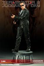 Sideshow Terminator T-800 Statue - Exclusive Edition - Schwarzenegger