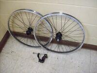 Wheel Master PAIR of Bicycle Rims 51219