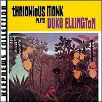 THELONIOUS MONK 'PLAYS DUKE ELLINGTON' CD NEW!