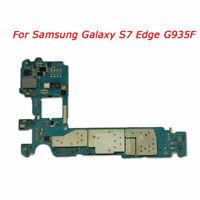 Unlock Main Board Motherboard Replace Part for Samsung Galaxy S7 Edge G935F MV
