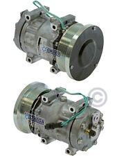 NEW Sanden OEM AC A/C Compressor Fits: Carterpillar With 4769, 4301, 163-0872