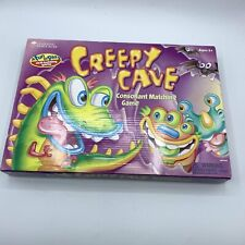 Creepy Cave Consonant Matching Game by Learning Resources Educational Game