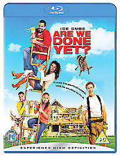 ARE WE DONE YET - 2011 Blu Ray - NEW SEALED - FAST POST CHRISTMAS GIFT PRESENT
